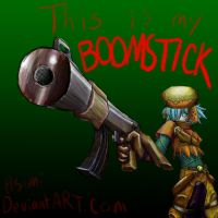BOOMSTICK by Hsumi