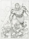 Superman Sample 003 by DanBoy0812