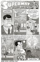 Superman Secret Origins by Cowboy-Lucas