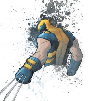 Weapon X by Corey-Smith