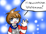 Welcome! by ShujiWakahisaa