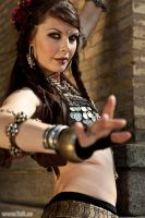 The bellydancer I by TzR
