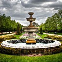 Fountain by CharmingPhotography