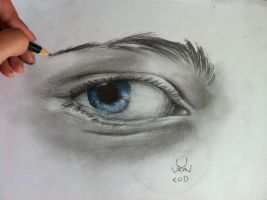 My Eye by Crossoverdude