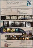 deviantID-production filmstrip by ChaoticAtmospheres