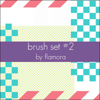 PSP Brush Set Two. by flamora
