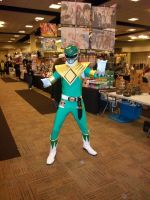 AFest '11 - Green Ranger :2: by TEi-Has-Pants