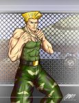 Guile by greytei