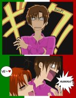 VENEZIANO SENT ME TO HELL! by P-ChanAndP-Kun
