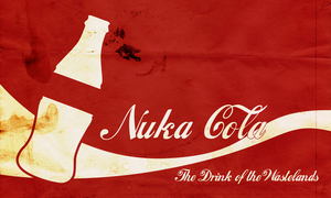 Nuka Cola - The Drink of the Wastelands by Candy-Muffin