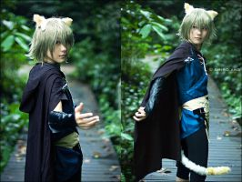 Lamento -BEYOND THE VOID- - 04 by shiroang