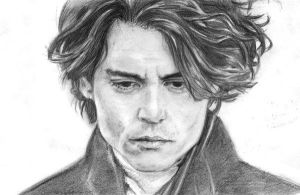 Johnny Depp by Monose