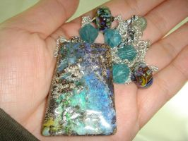 Boulder Opal by CrysallisCreations