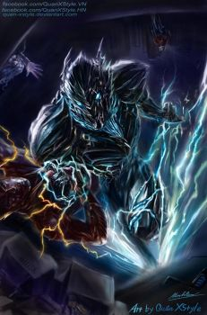 Savitar - The God of Speed by Quan-Xstyle