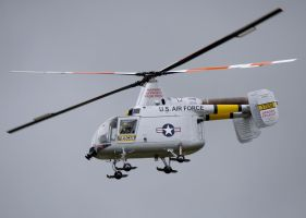 Kaman HH-43 Huskie Fast Pass by shelbs2