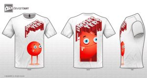 Mento Monster by bigbossface