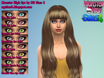 Monster High Eye Color - TS4 CC by ng9