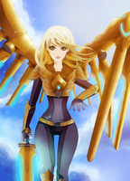 Aether Kayle by zelphie00