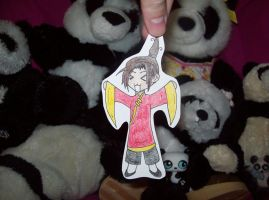 Paper Child China aru by GeistGirl