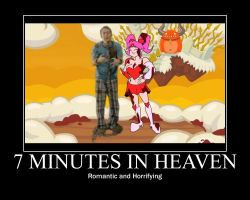 7 Minutes in Heaven by htfman114