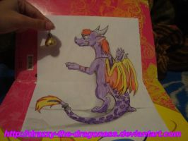 give me the chocolate! 1 by drazzy-the-dragoness