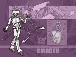 Something mecha - Smooth by juzo-kun