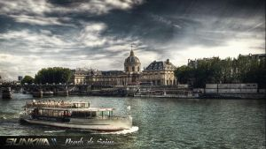 Bords de Seine by Sunkilla-FR