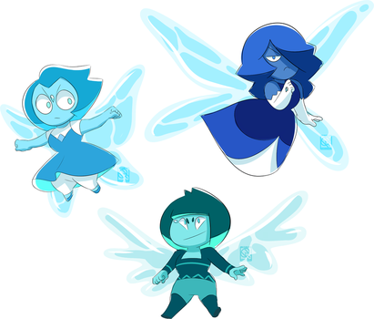 PayPal Sketchy Aquamarine Adopts (CLOSED) by XombieJunky