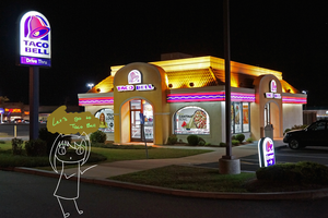 LET'S ALL GO TO TACO BELL Y'ALL by RockyOceans