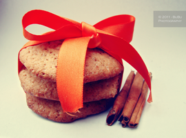 .:Cinnamon-orange biscuits:. by bogdanici