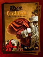 Base Xmas Eve flyer by skam4