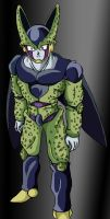 cell painted by cougermiau