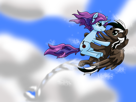 Fly with Me by InfinityVoid