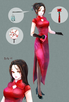 Fem!China by summermeer