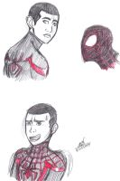 More Miles sketches by ConstantM0tion