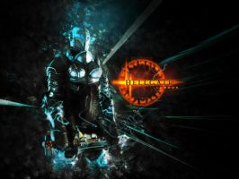 Hellgate Wallpaper by NeonGenesis6