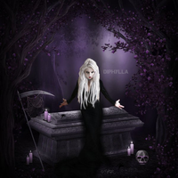 Grim Reaper by diphylla