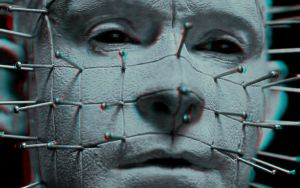 Pinhead 3-D conversion by MVRamsey