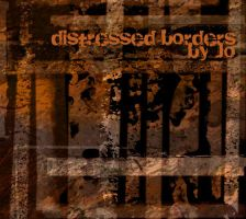 Distressed Border Brushes by gojol23