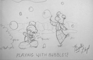 Bubbles by Animaker131