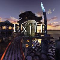 Myst III Exile: Complete Soundtrack front cover by Rivendude