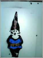 Gnome stencil part 2 by ktrcoyote
