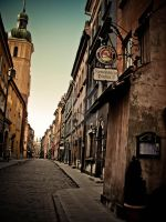Streets of Warsaw by keep-smiling-lila