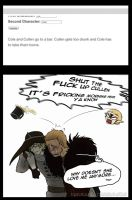 Request - Dragon Age Comic - Cullen's Sorrow by YukiSamui