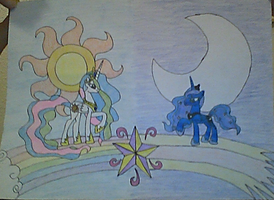 Bridge of Light (Finished) by whitewolfdreamer27