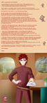 A love letter from Gaara To All his fangirls by MichxGaara