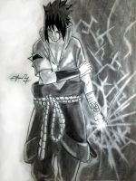 Uchiha Sasuke by Re3ellion