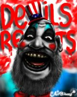 The devils rejects by chrisxart