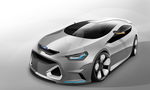 concept ford by DesignMH