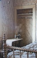 Bodie Bedroom by mistakeablyme